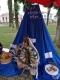 Іўеўскі музей нацыянальных культур прыняў удзел у раённым свяце «Квітней, Беларусь мая родная!»